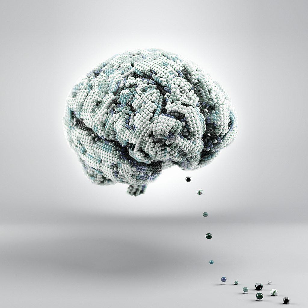 Brain drops