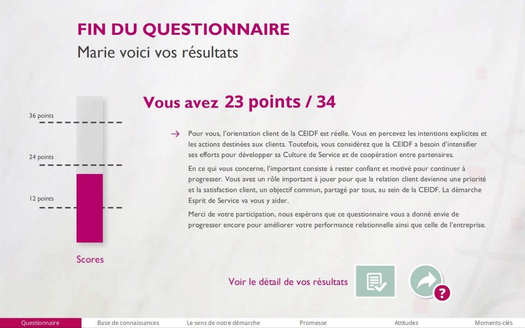 Formation Digitale Caisse dEpargne Graph d'Analyse de Resultats
