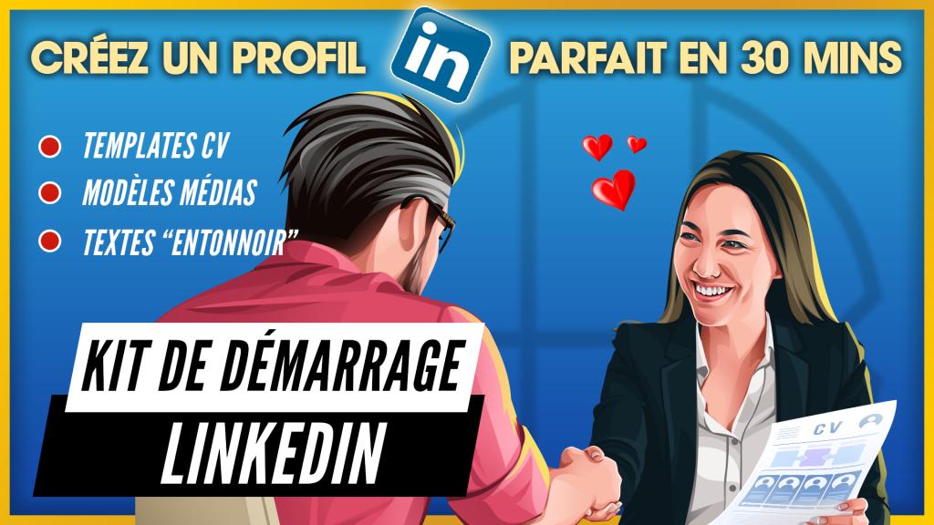 Kit de Dem LinkedIn