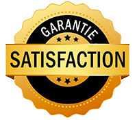 Garantie Satisfaction Transparent