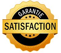Garantie Satisfaction Transparent